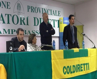 Futuromolise coldiretti molise ha il presidente for Subito it molise attrezzature agricole