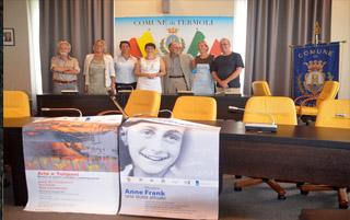 FuturoMolise | Termoli - Presentate le mostre su Anna Frank e sui ...