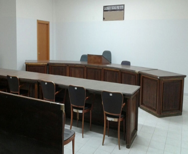 Nuovo Ufficio Giudice Di Pace : Futuromolise con il nuovo anno riapre lufficio del giudice di