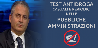Massimiliano Scarabeo Test Antidroga
