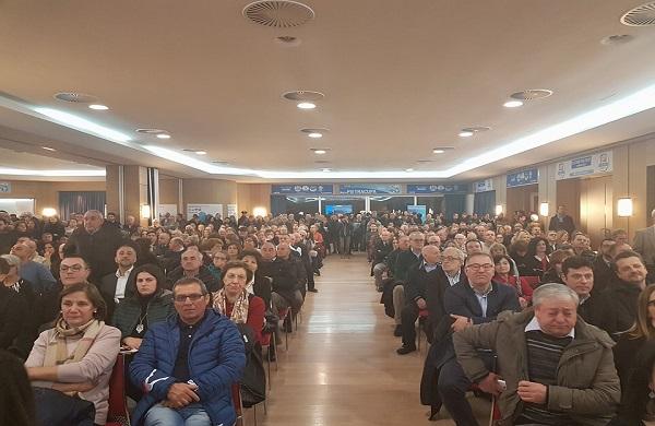 """Mario Pietracupa apre la campagna elettorale per le Politiche 2018: """"Fare squadra per salvaguardare il Molise"""""""