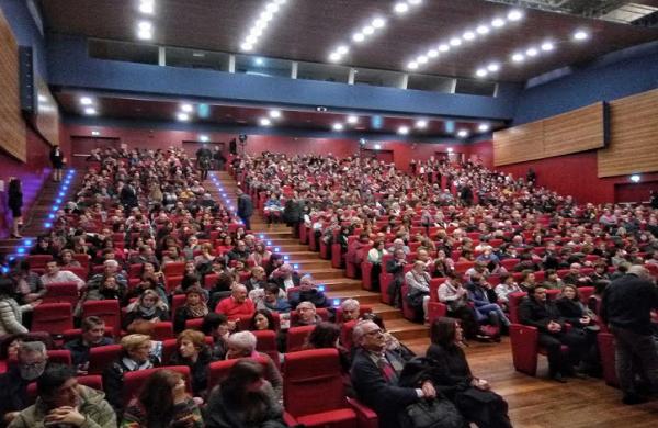 """Massimo Ranieri incanta l'Auditorium """"Unità di Italia"""" di Isernia"""
