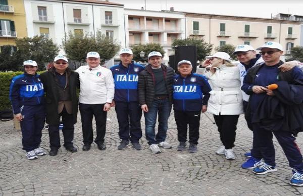 120° anniversario della FIGC: Grande partecipazione nelle celebrazioni in piazza Municipio a Campobasso