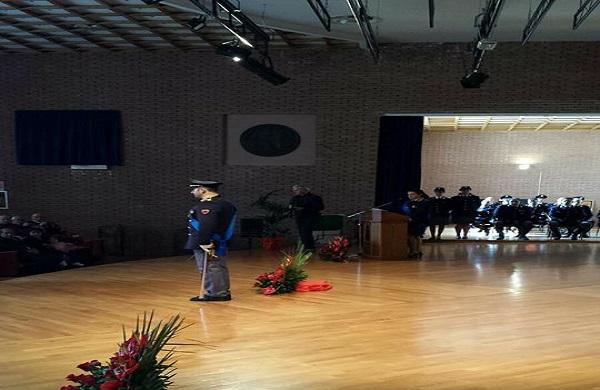Isernia - Cerimonia celebrativa del 166° Anniversario della Fondazione della Polizia di Stato